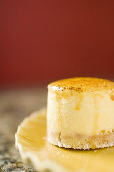 Creme Brulee Cheesecake Ind